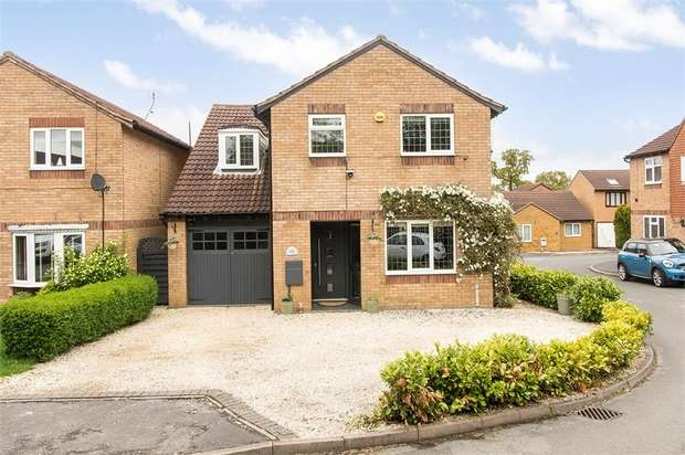4 Bedrooms Detached House for sale in Marmion Close, Fleckney, Leicestershire