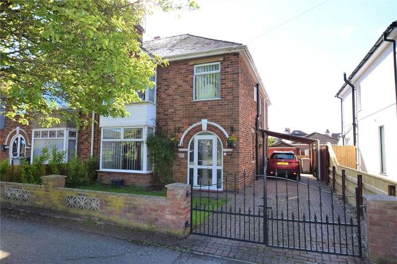 4 Bedrooms House for sale in Beresford Avenue, Skegness, Lincolnshire, PE25