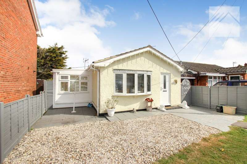 1 Bedroom Bungalow for sale in Temptin Avenue, Canvey Island