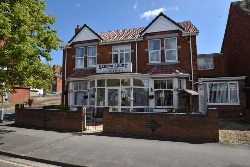 15 Bedrooms Commercial Property for sale in Drummond Road, Skegness, PE25