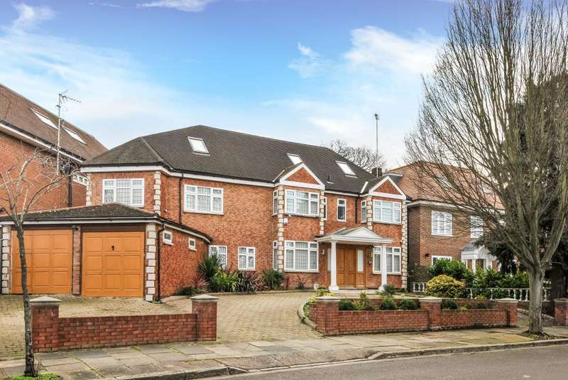 7 Bedrooms Detached House for sale in Parklands Drive, Finchley N3 3HA, N3