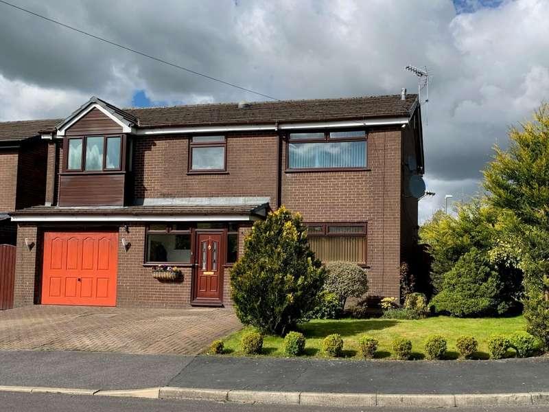 4 Bedrooms Detached House for sale in Burnside, Edenfield, Ramsbottom,