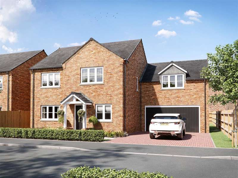 4 Bedrooms Detached House for sale in Mill Green Road, Pinchbeck, Spalding, PE11