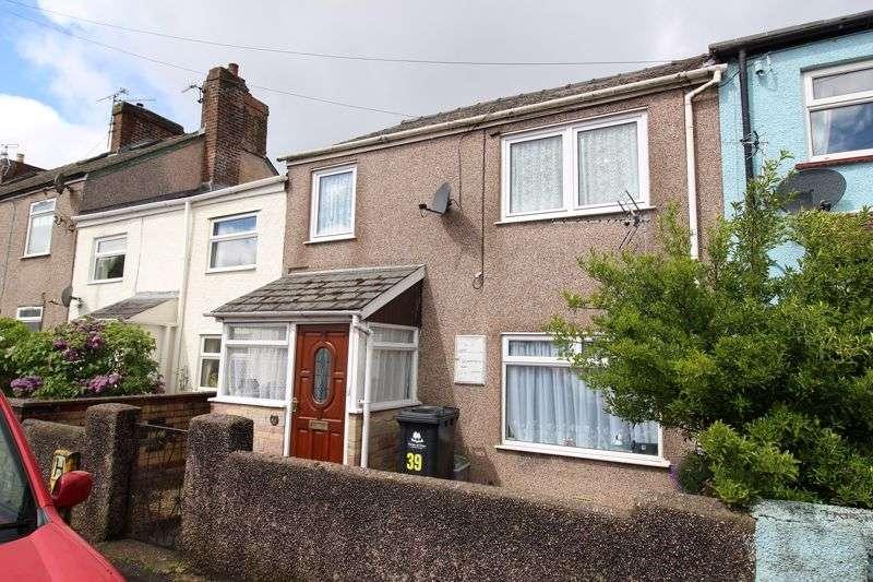 2 Bedrooms Property for sale in Woodside Street, Cinderford