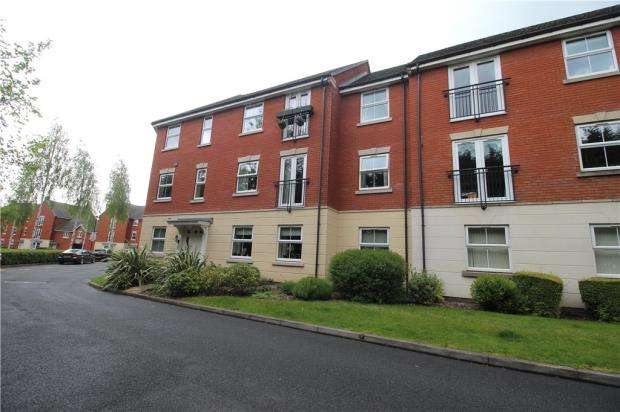 2 Bedrooms Apartment Flat for sale in Old Station Road, Syston, Leicester