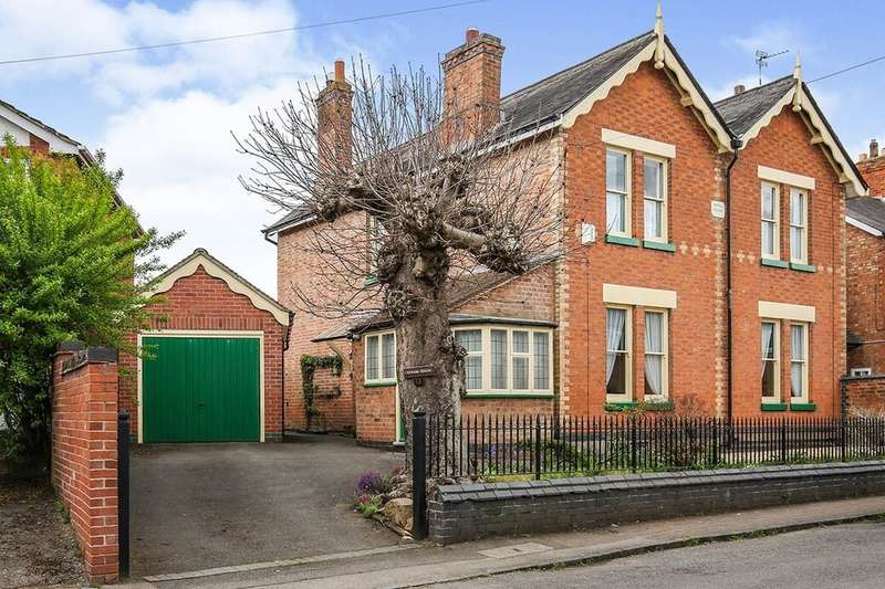 4 Bedrooms Detached House for sale in Chapel Street, Blaby, Leicester, LE8