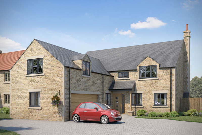 5 Bedrooms Detached House for sale in 2 Holywell Road, Castle Bytham