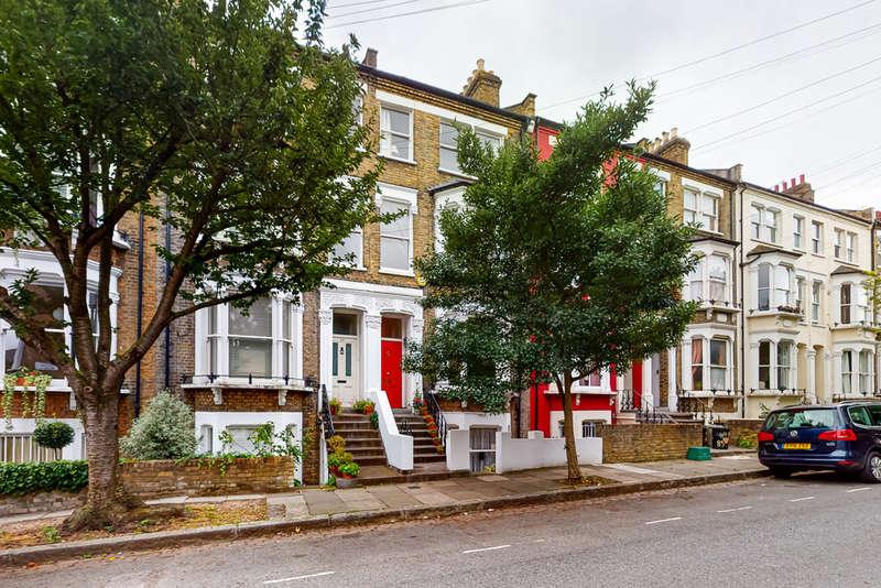 5 Bedrooms Terraced House for sale in Kelvin Road, London
