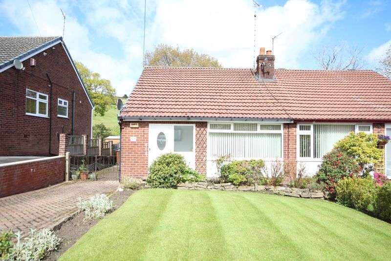 2 Bedrooms Property for sale in KEEPERS DRIVE, Norden, Rochdale OL12 7RH