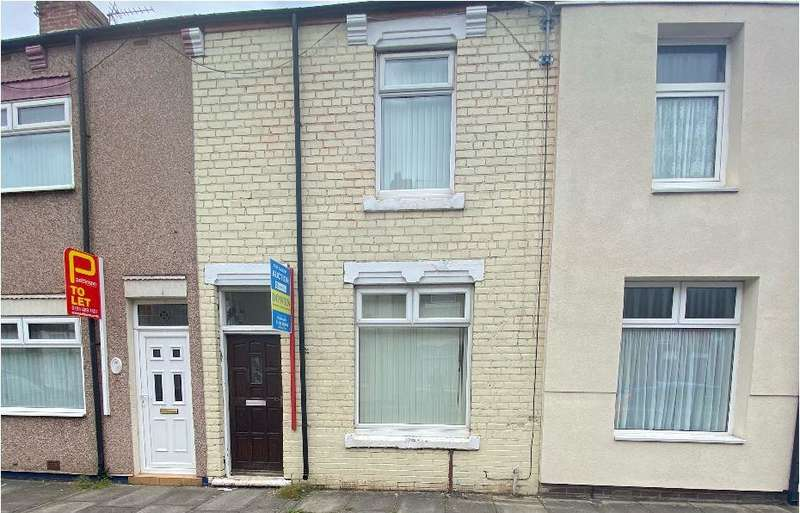 3 Bedrooms Terraced House for sale in STIRLING STREET, OXFORD ROAD, Hartlepool, TS25 5AL