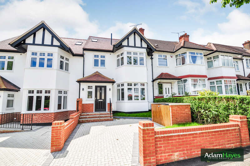 3 Bedrooms End Of Terrace House for sale in Mayfield Avenue, North Finchley,N12
