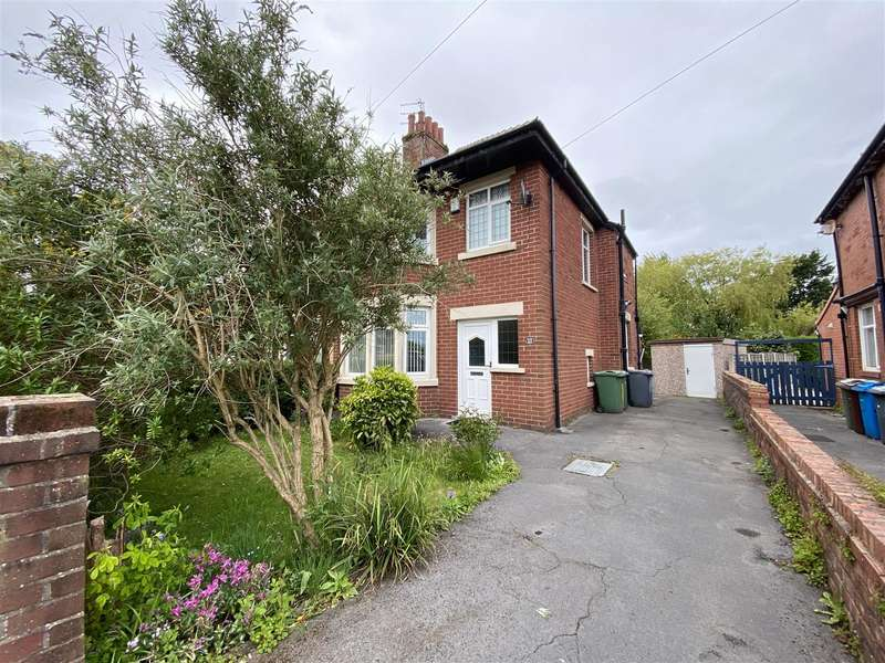 3 Bedrooms Semi Detached House for sale in Fylde Road, Ansdell, Lytham St Annes