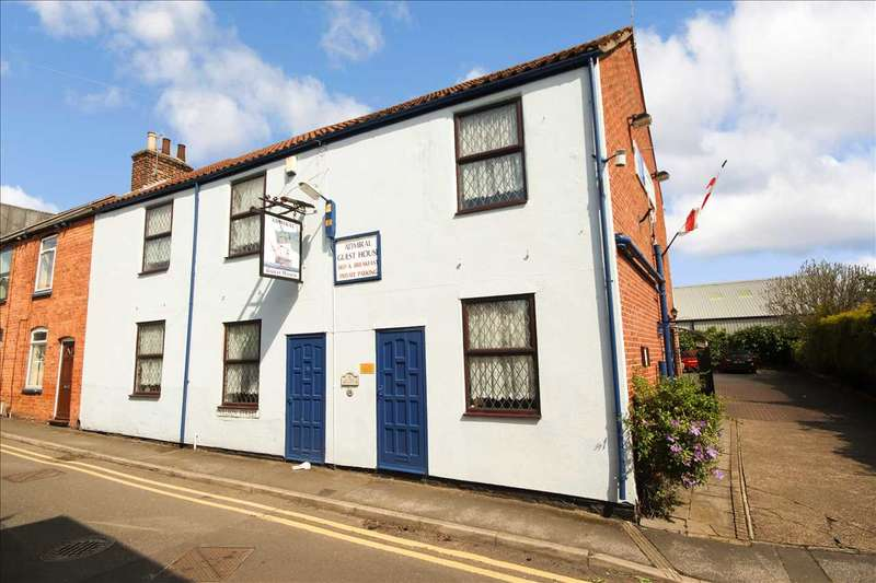 13 Bedrooms End Of Terrace House for sale in Nelson Street, Lincoln
