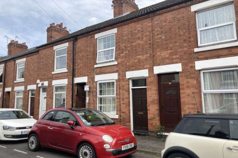 2 Bedrooms Terraced House for sale in Granville Street, Loughborough, LE11