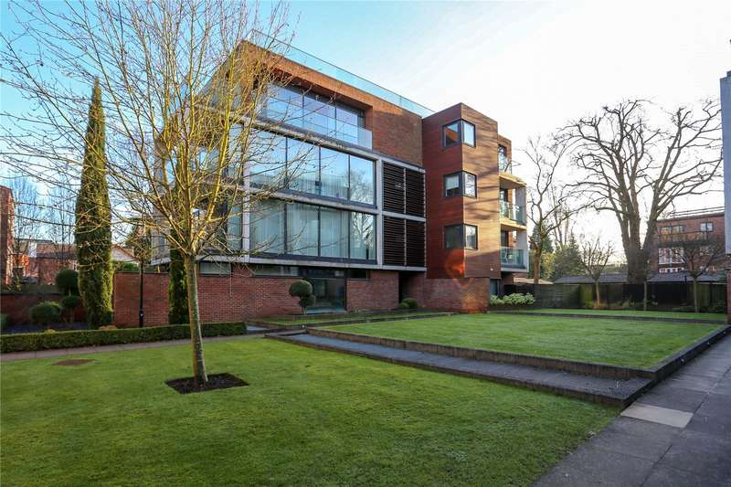 2 Bedrooms Apartment Flat for rent in Barlow Moor Road, Manchester, M20