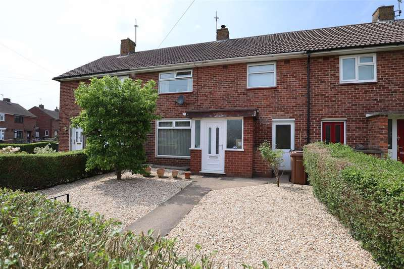 3 Bedrooms Terraced House for sale in Welton Gardens, Lincoln
