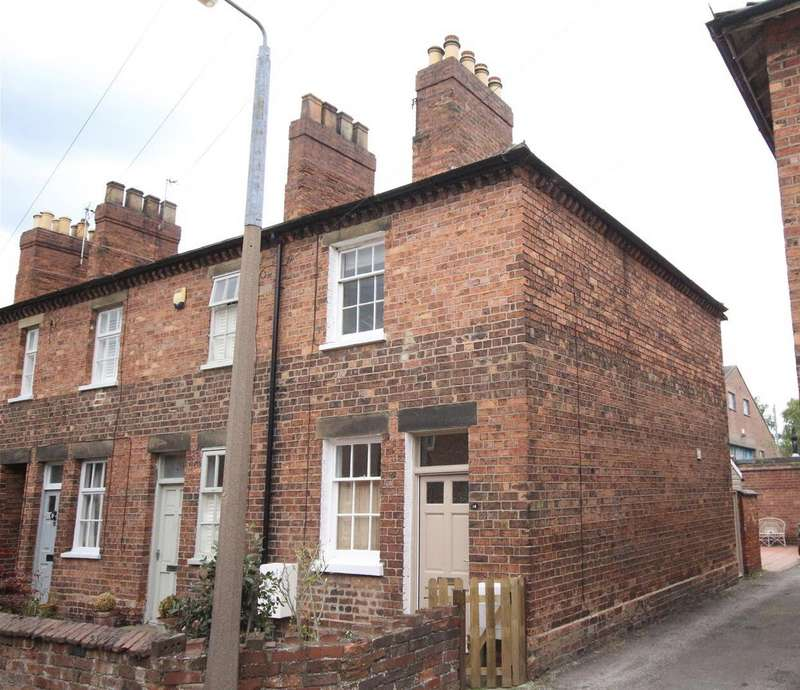 2 Bedrooms End Of Terrace House for sale in Mill Road, Lincoln