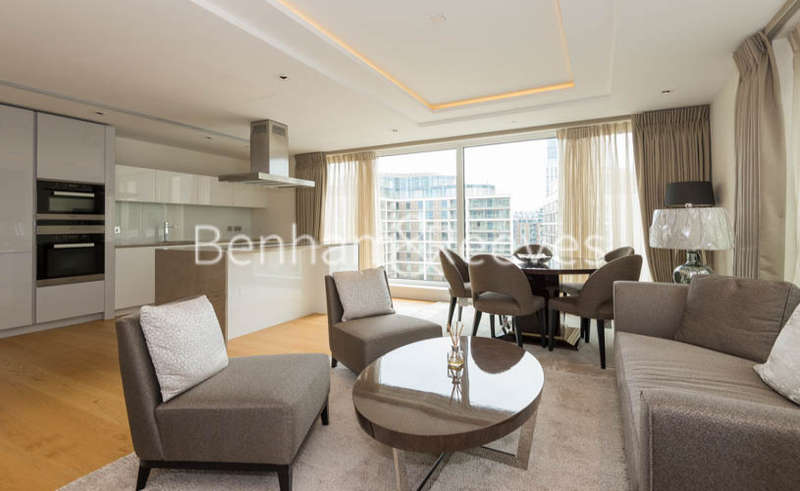 2 Bedrooms Apartment Flat for rent in Kensington High Street, Radnor Terrace, W14