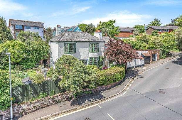 4 Bedrooms Detached House for sale in Rosebarn Lane, Lower Pennsylvania, Exeter, Devon