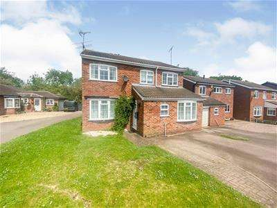 4 Bedrooms Detached House for sale in Peel Close, Kibworth Beauchamp, Leicester