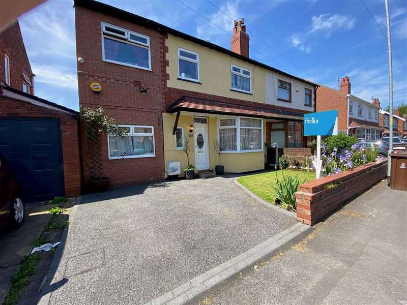 5 Bedrooms Semi Detached House for sale in Balmoral Drive, Denton, Manchester