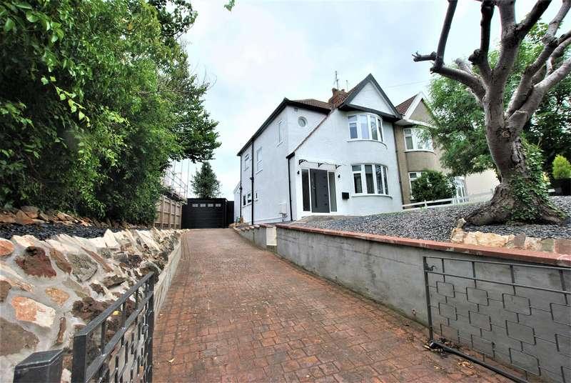 3 Bedrooms Semi Detached House for sale in West Town Lane, Brislington