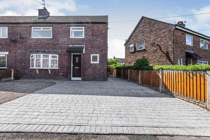 3 Bedrooms Semi Detached House for sale in Queensway, Bamber Bridge, Preston, PR5