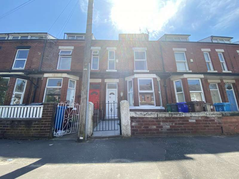 4 Bedrooms Terraced House for rent in Leopold Avenue, Manchester, M20