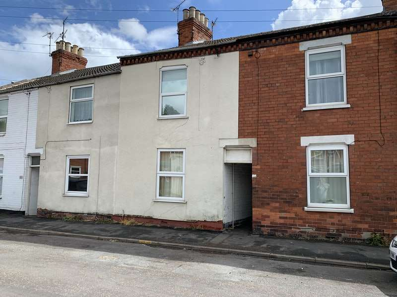 1 Bedroom Flat for sale in Park Road, Grantham, Lincolnshire, NG31