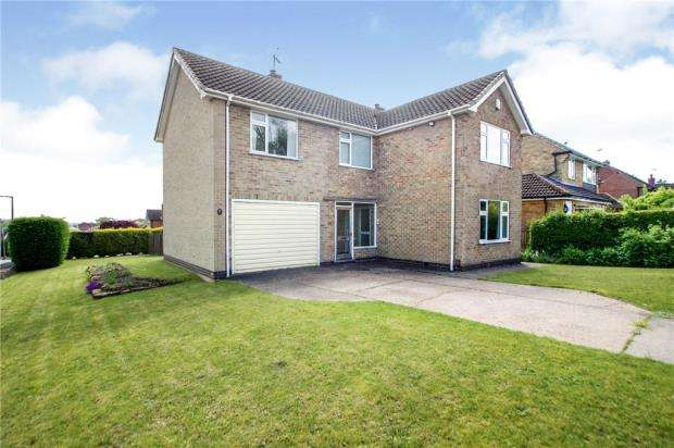 5 Bedrooms Detached House for sale in Linwood Crescent, Ravenshead, Nottingham