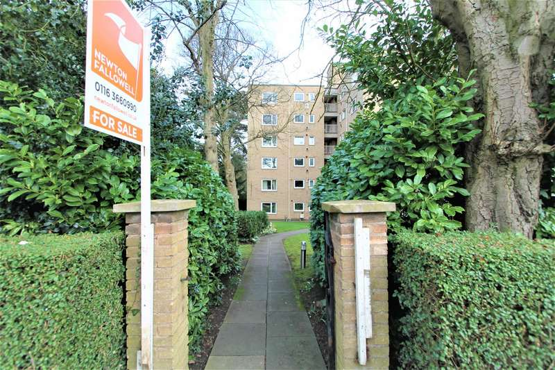 2 Bedrooms Flat for sale in Lyndhurst Court, London Road, Leicester LE2