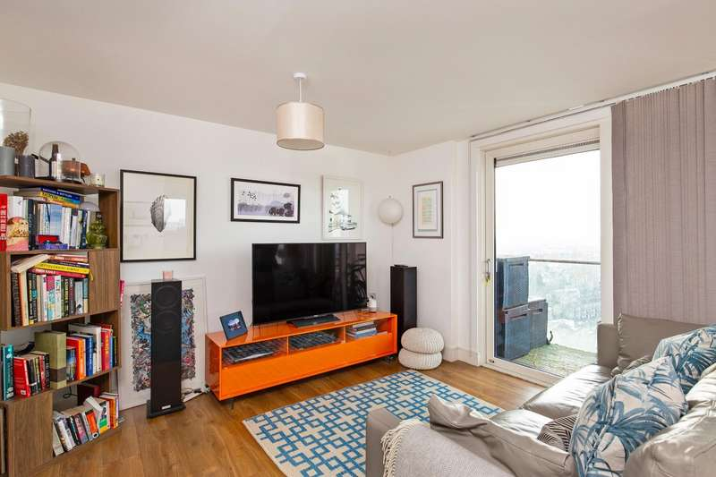 3 Bedrooms Flat for rent in Sledge Dalston Square, E8