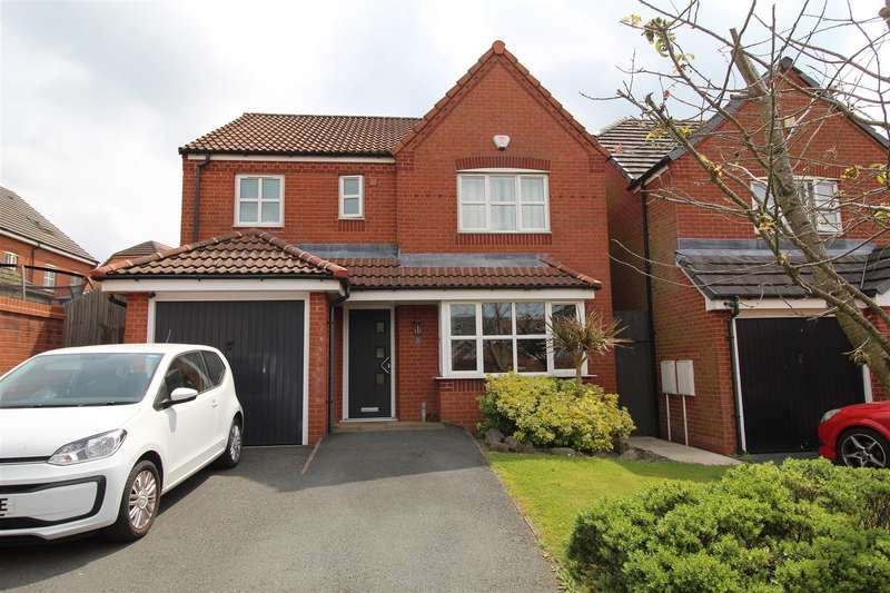 4 Bedrooms House for sale in Sheaves Close, Abram, Wigan, WN2 5YS