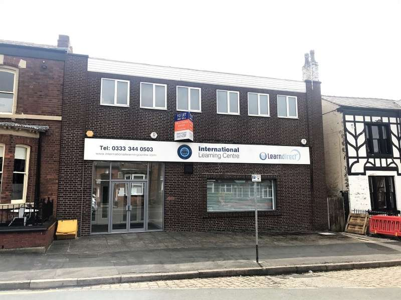Commercial Property for sale in 11&11A Upper Dicconson Street, Wigan, Greater Manchester