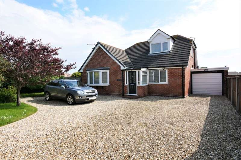 3 Bedrooms Detached House for sale in Station Road, Sutton-On-Sea, Mablethorpe, LN12