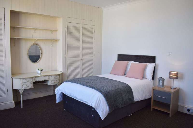 1 Bedroom House Share for rent in Room 3, Sleaford Road, Boston, PE21 8EQ