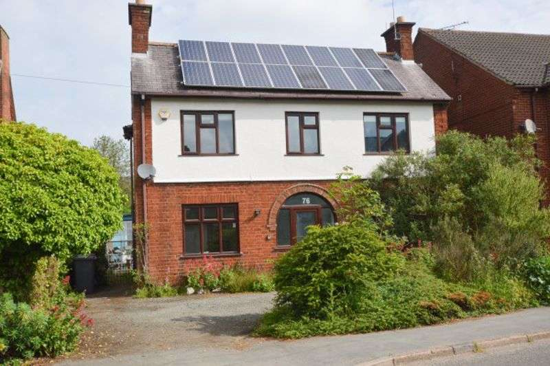 4 Bedrooms Property for sale in Coventry Road, Burbage