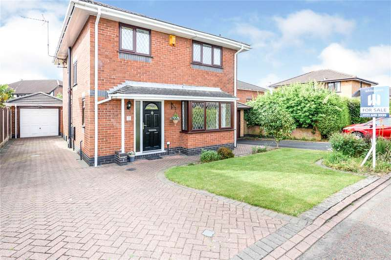 4 Bedrooms Detached House for sale in Sunningdale Close, Liverpool, L36