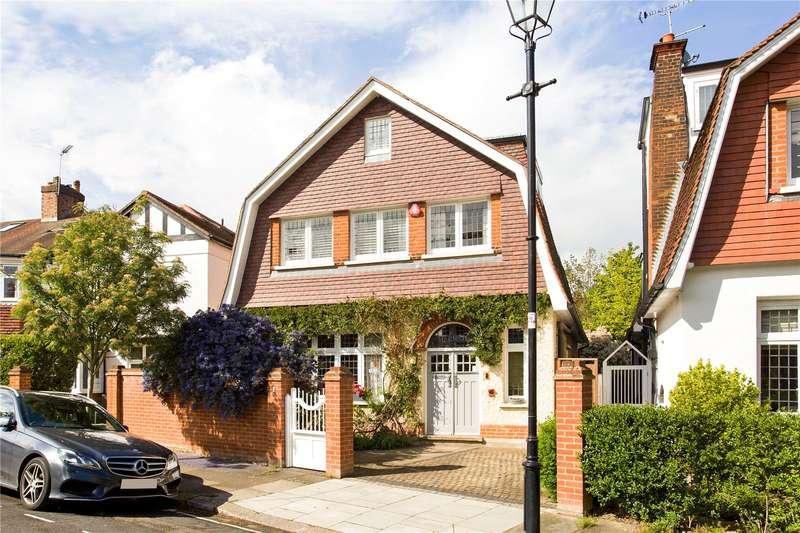 6 Bedrooms Detached House for sale in Vanbrugh Road, London, W4