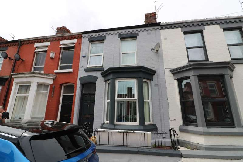 4 Bedrooms House for rent in Hannan Road, Liverpool