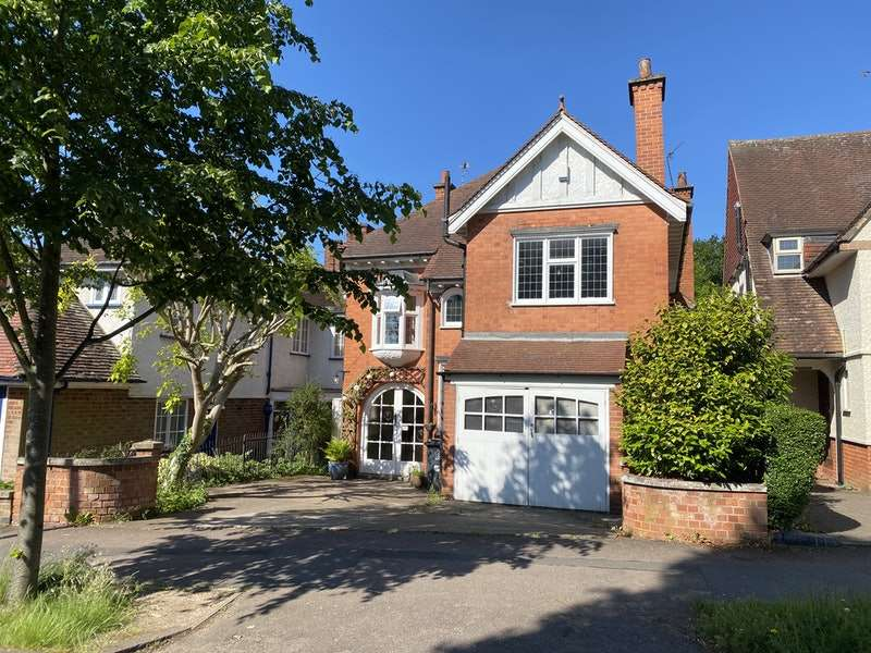 4 Bedrooms Detached House for sale in Letchworth Road, Leicester, Leicester, LE3