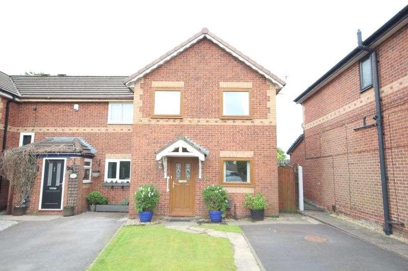3 Bedrooms Property for sale in DOBBIN DRIVE, Kirkholt, Rochdale OL11 2JH