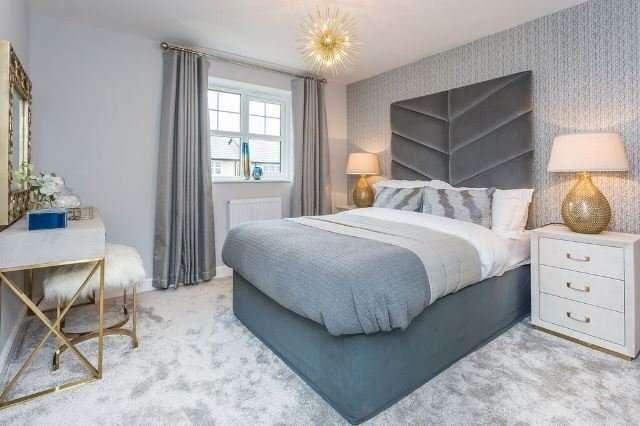 4 Bedrooms Detached House for sale in Valour Park, Burnley, Lancashire, BB12