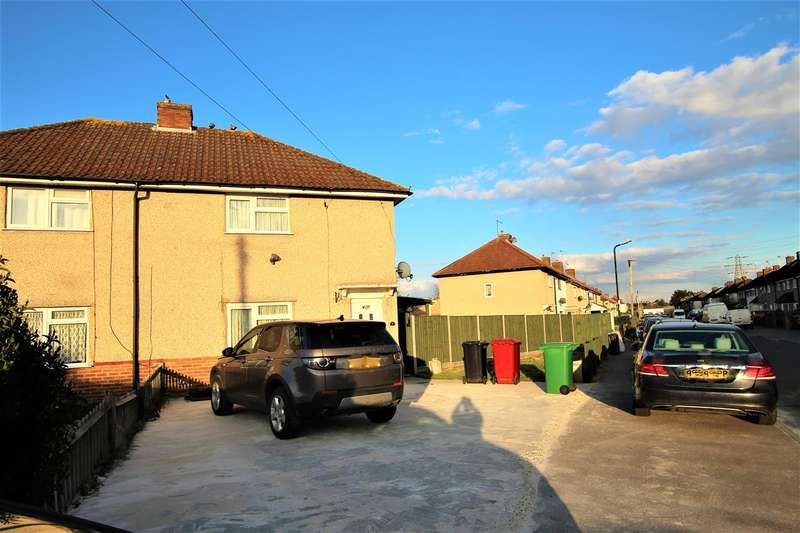 3 Bedrooms Semi Detached House for sale in Hazelmere Road, Slough