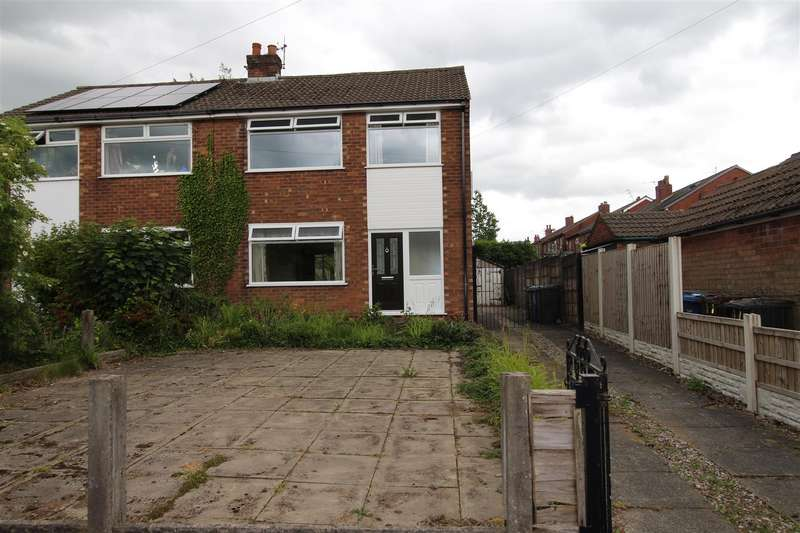 3 Bedrooms Semi Detached House for sale in Barton Avenue, Swinley, Wigan, WN1 2JD