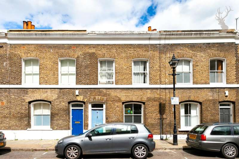 3 Bedrooms House for sale in Wellington Row, London