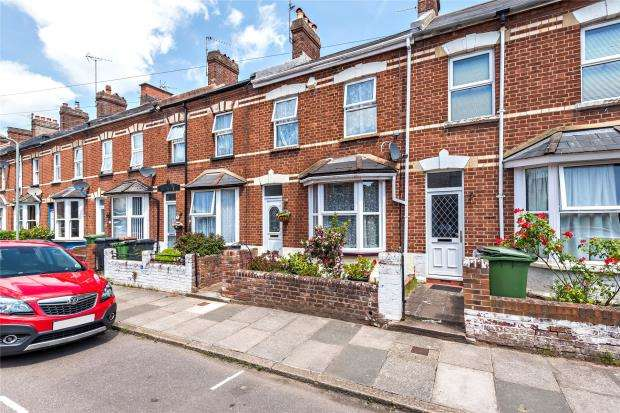 2 Bedrooms Terraced House for sale in Fortescue Road, Exeter, Devon