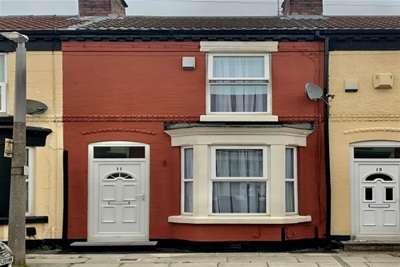 2 Bedrooms House for rent in Jesmond street Liverpool L15 1EX