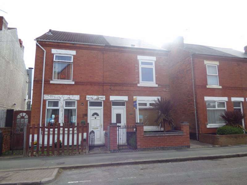 3 Bedrooms Semi Detached House for rent in College Street, Long Eaton NG10 4NP