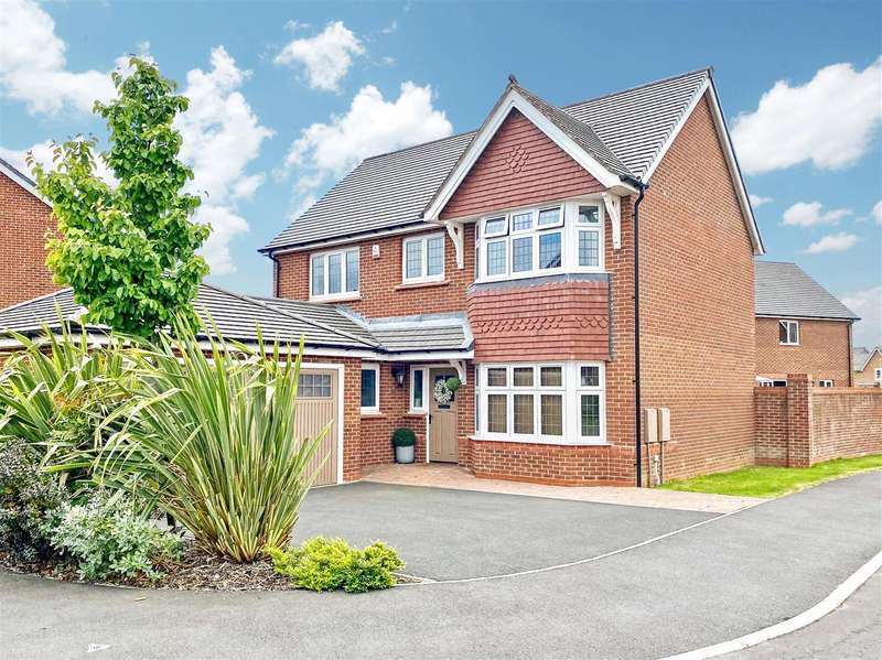 4 Bedrooms Detached House for sale in Nairn Road, Riverside View - a luxury detached home with a double garage